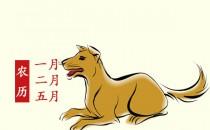 生肖狗几月份出生最好