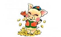 属猪佩戴什么旺财