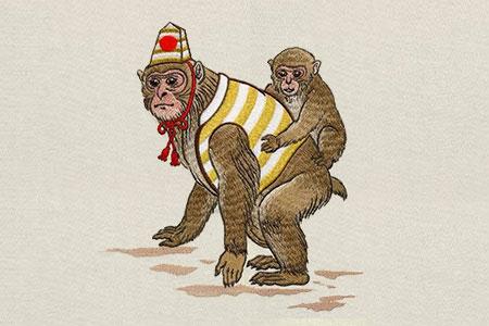 生肖猴百科