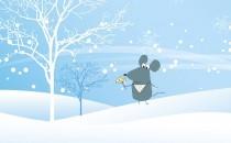 十月、十一月、十二月冬天生属鼠人的财运