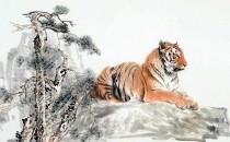 属虎人的性格和脾气
