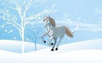 十月、十一月、十二月冬天生属马人的财运