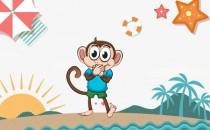 四月、五月、六月夏天生属猴人的财运